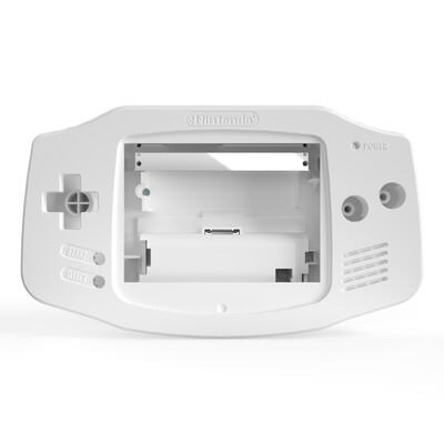 Game Boy Advance Shell Kit (Pure White)