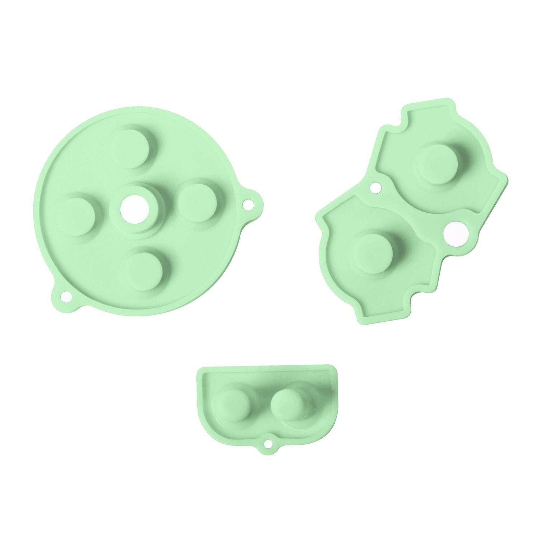 Game Boy Advance Rubber Pads (Pastel Green)
