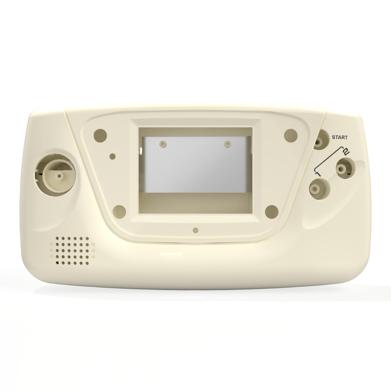 Game Gear Shell Kit (Cream White)