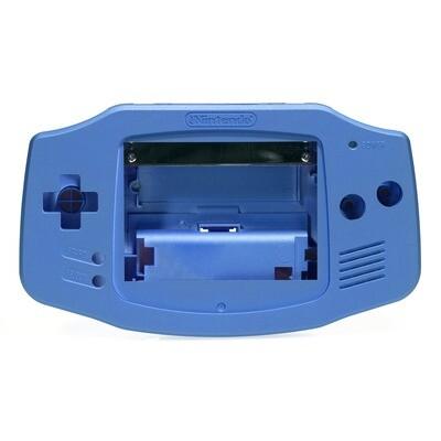 Game Boy Advance Shell Kit (Pearl Blue)