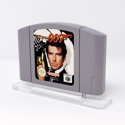 N64 Cartridge Uku Display Stand