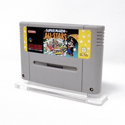 SNES Cartridge Uku Display Stand