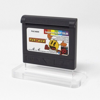 Neo Geo Pocket Cartridge Uku Display Stand