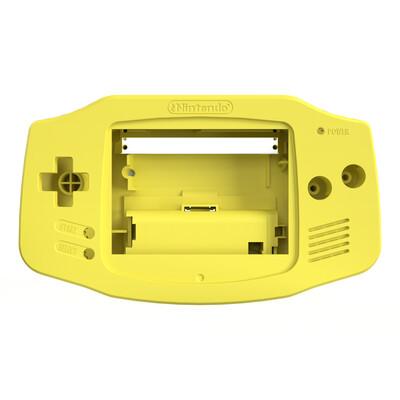 Game Boy Advance Shell Kit (Pearl Yellow)