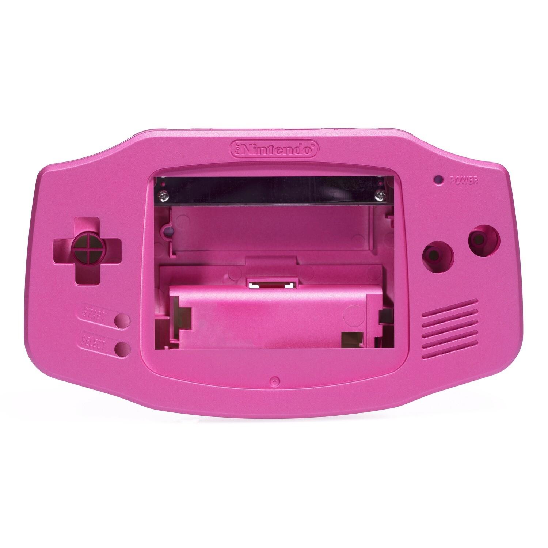 Game Boy Advance Shell (Pearl Pink)