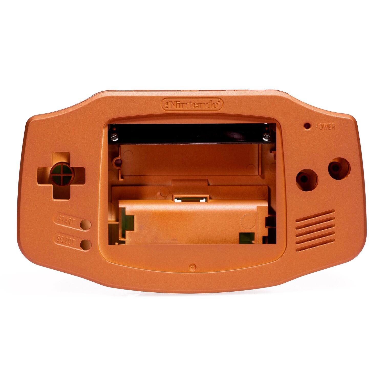 Game Boy Advance Shell (Pearl Orange)
