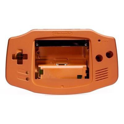 Game Boy Advance Shell Kit (Pearl Orange)