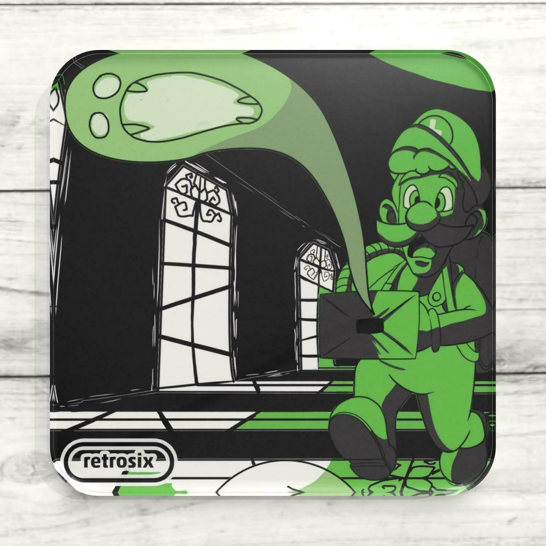 Drinks Coaster (Luigi's Mansion)