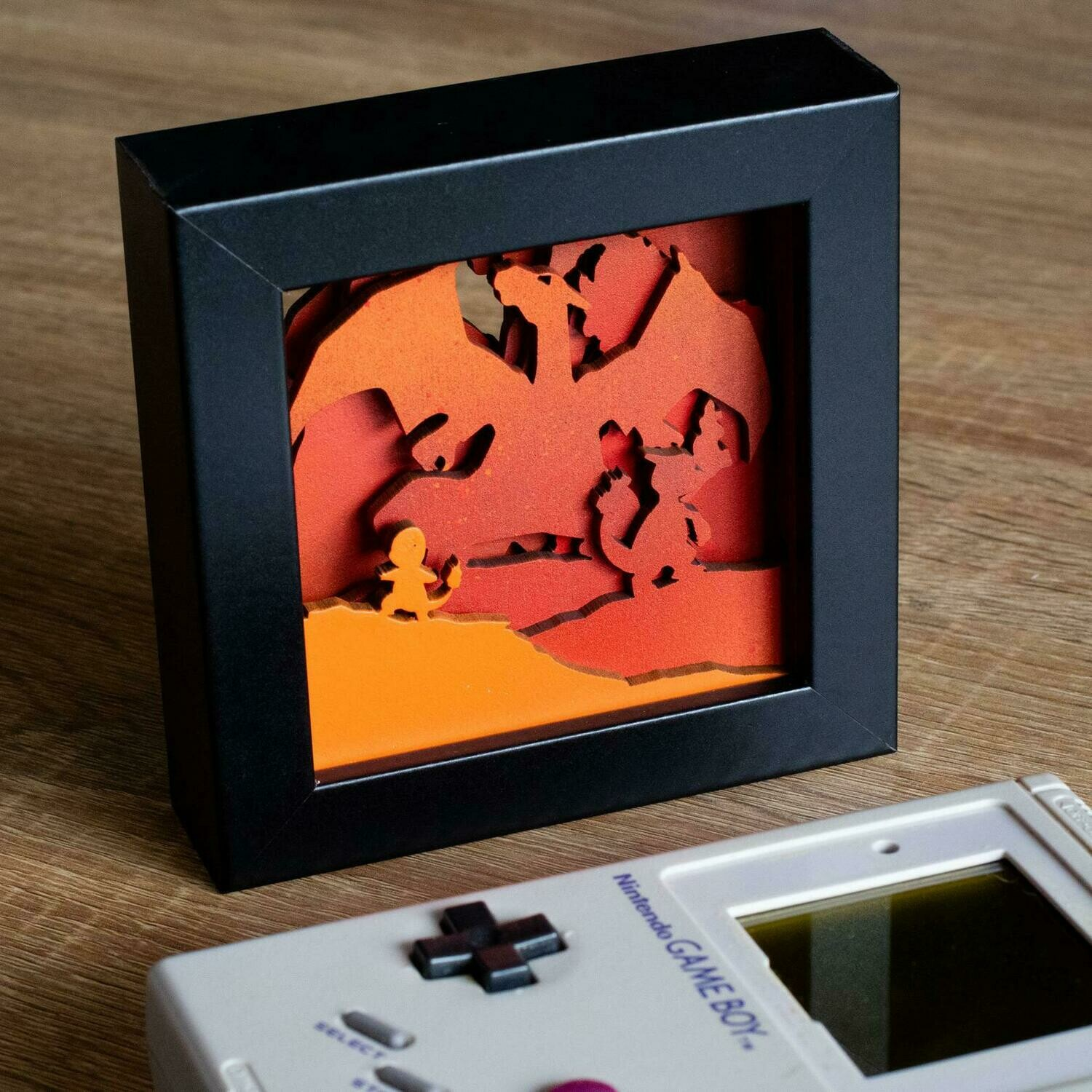 Shadow Box (Charizard)