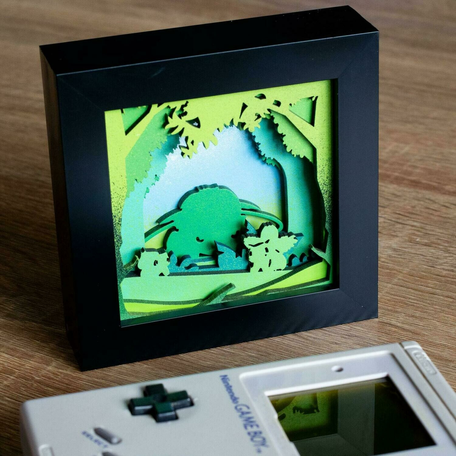 Shadow Box (Venusaur)