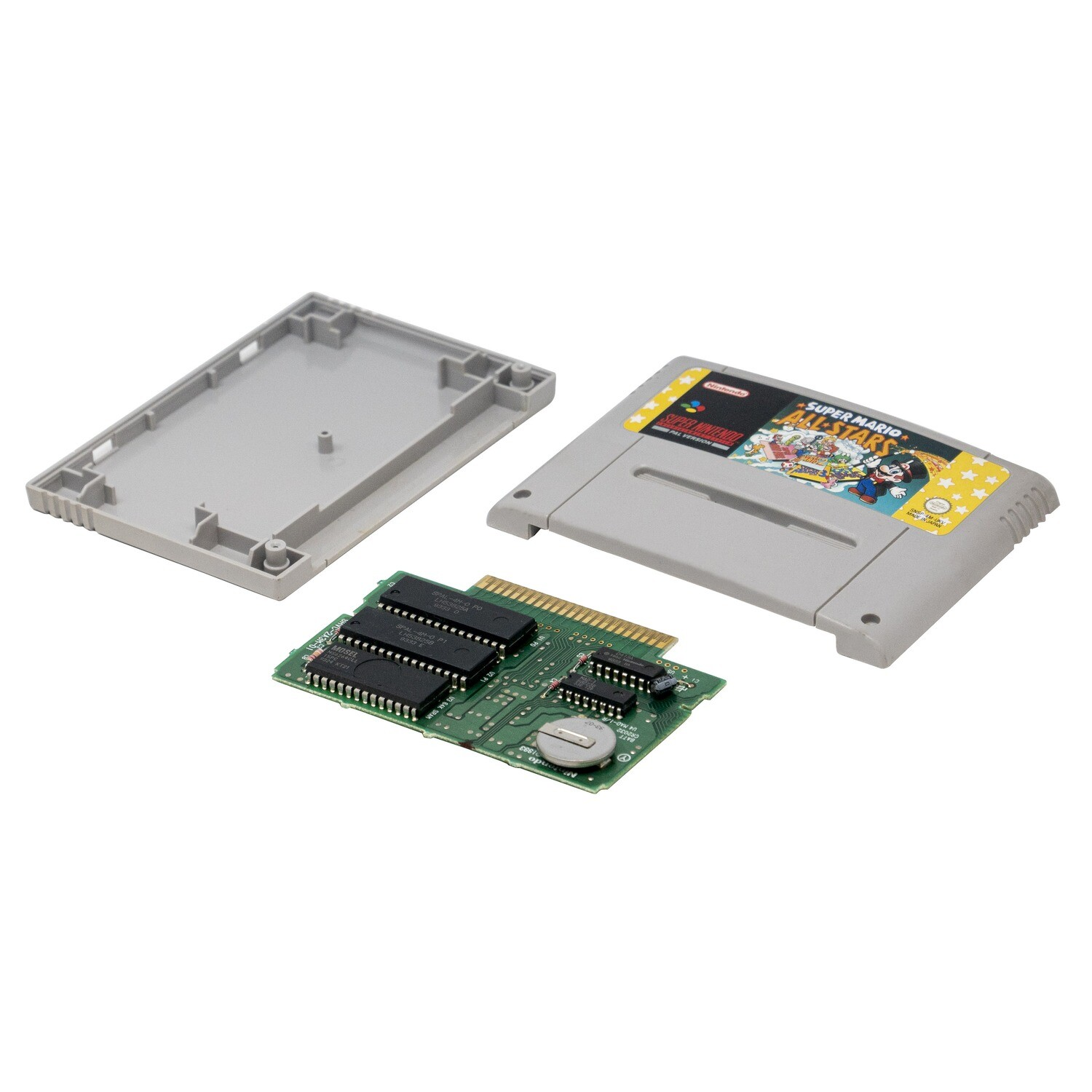 SNES Games Battery Replacement: Send In Service (UK Only)