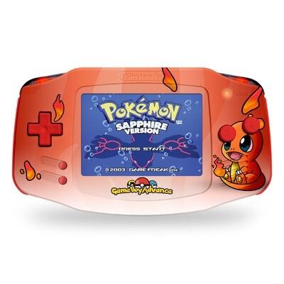 Game Boy Advance: Prestige Edition (UV Charmander)