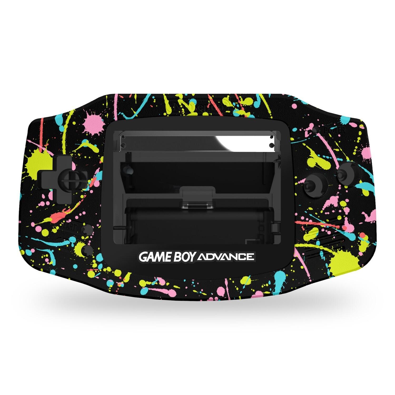 Game Boy Advance Printed Shell (Splash)