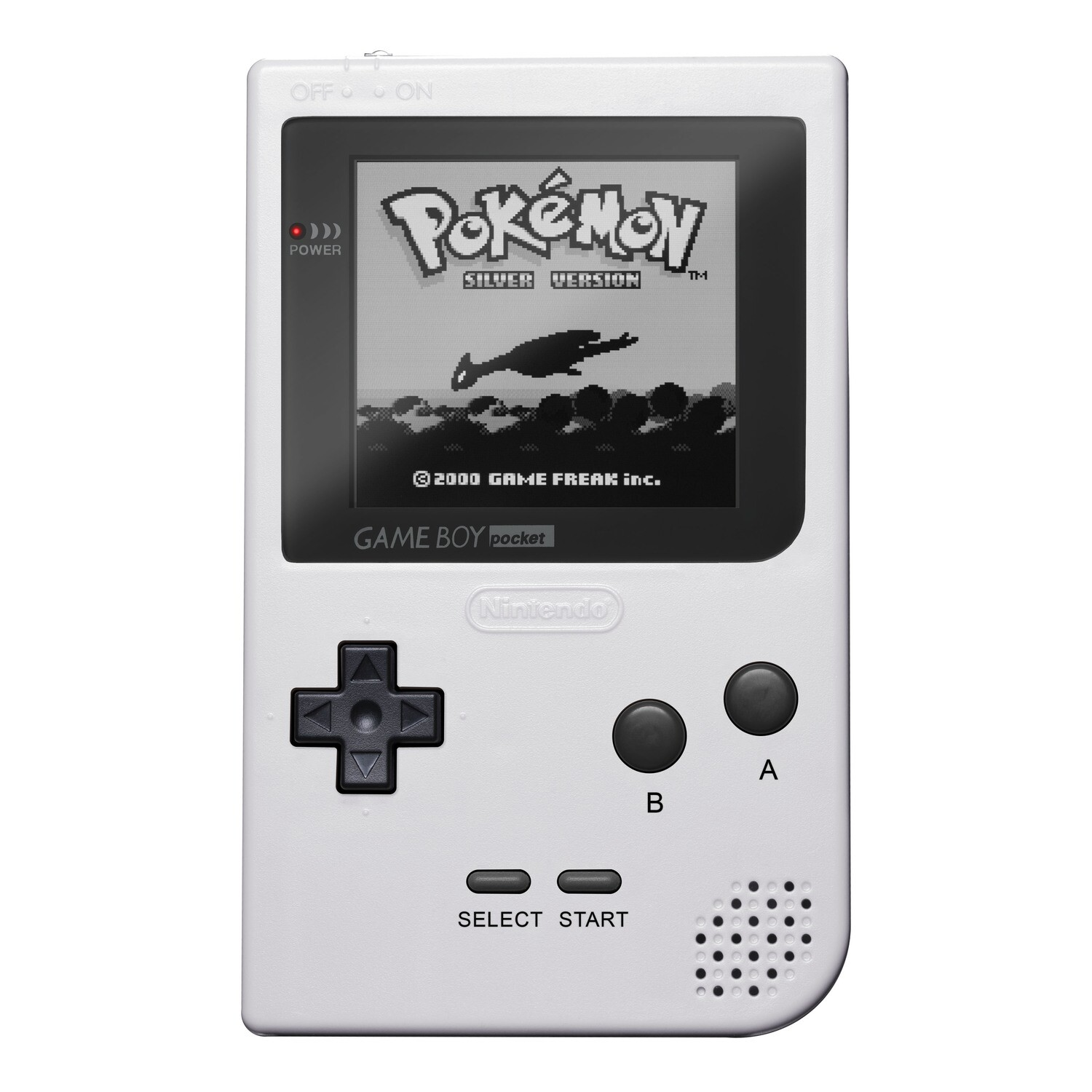 Game Boy Pocket: Prestige Edition (White)