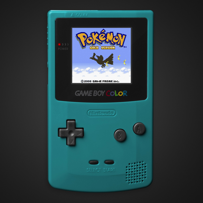 Game Boy Color: Prestige Edition (Teal)