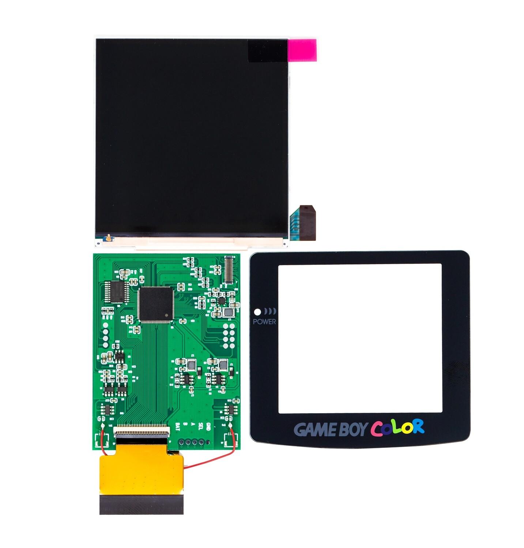 Game Boy Color IPS OSD Q5 XL Screen Kit