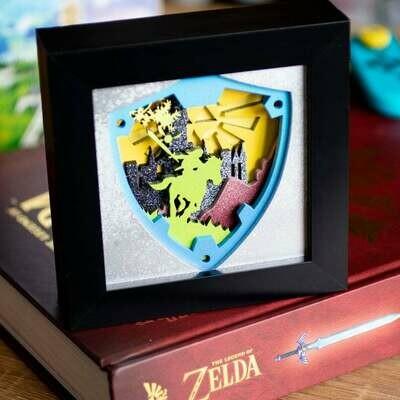 Shadow Box (Legend Of Zelda)