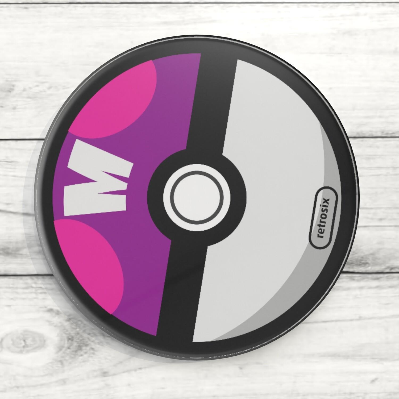 Coaster Acrylic (MasterBall)