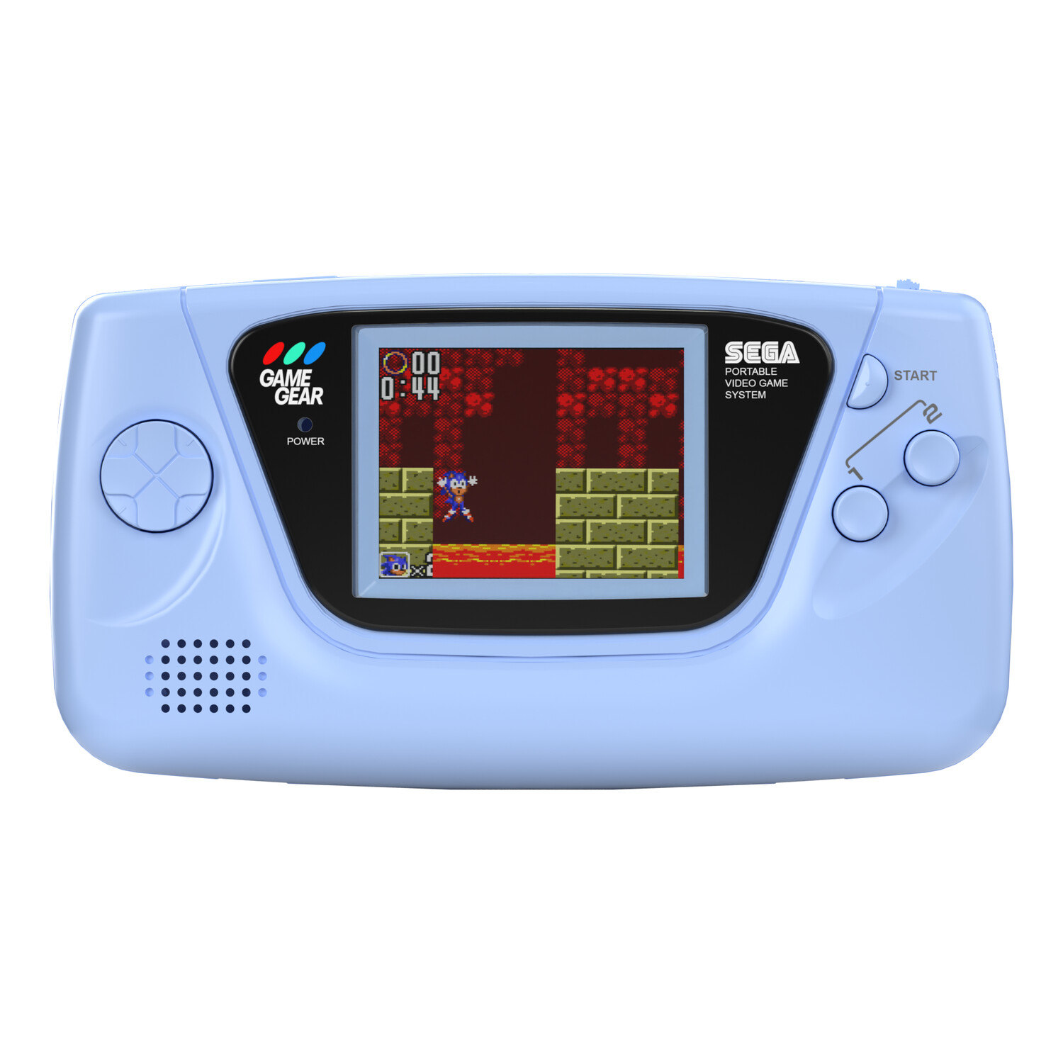 Sega Game Gear: Prestige Edition (Light Blue)
