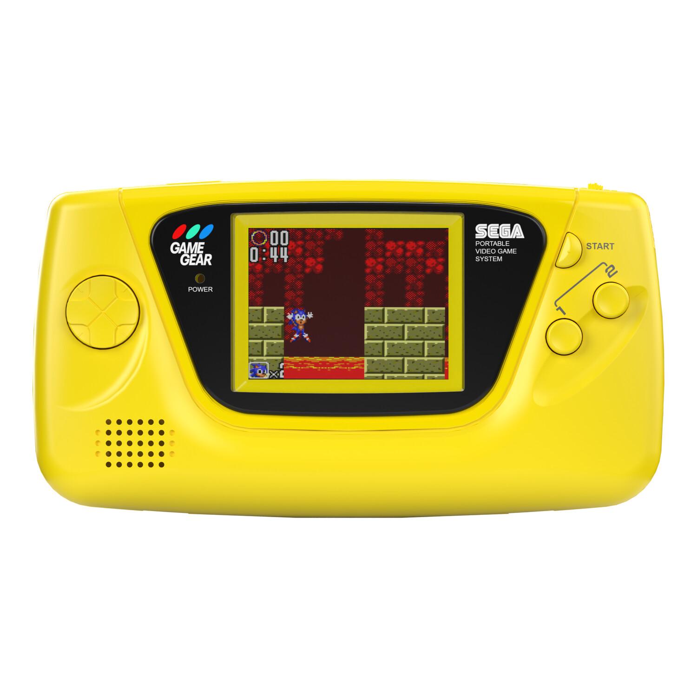 Sega Game Gear: Prestige Edition (Yellow)