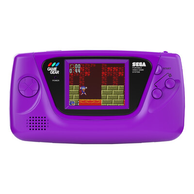 Sega Game Gear: Prestige Edition (Purple)