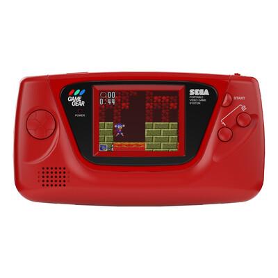 Sega Game Gear: Prestige Edition (Red)