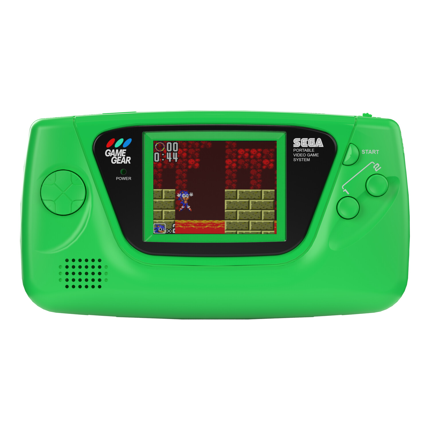 Sega Game Gear: Prestige Edition (Dark Green)