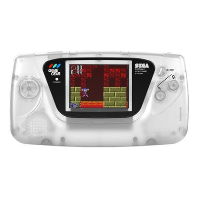 Sega Game Gear: Prestige Edition (Clear)