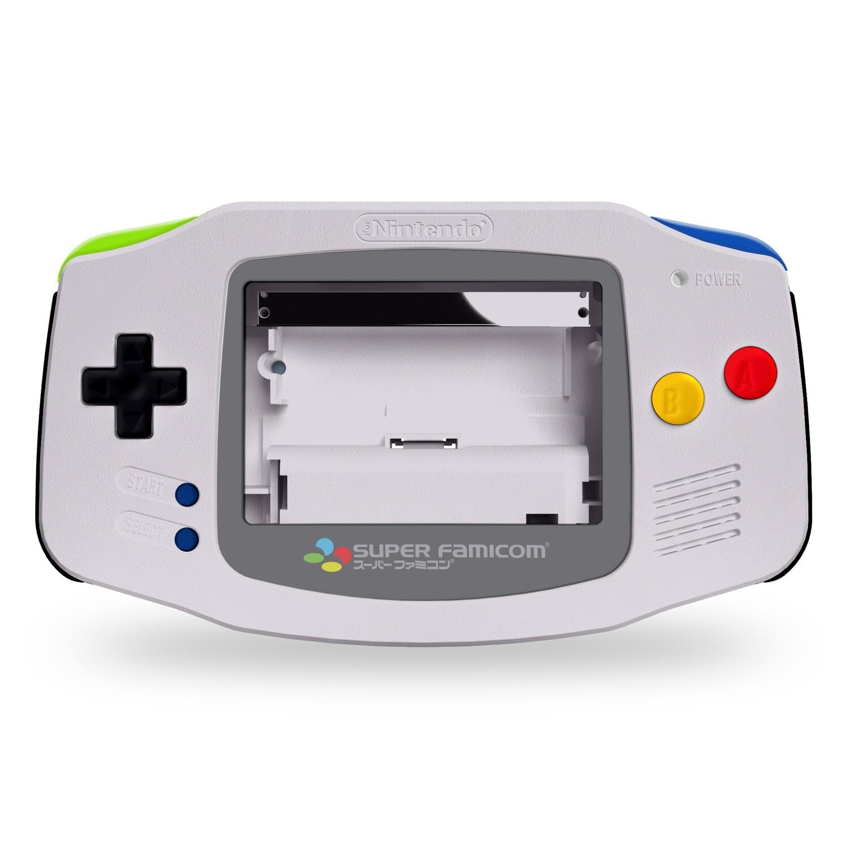 GBA Shell (Super Famicom)