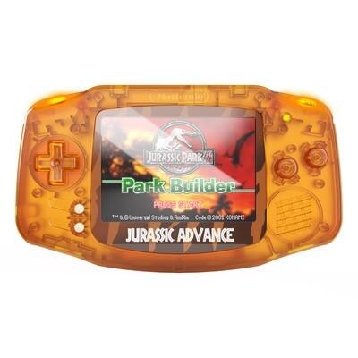 Game Boy Advance: Prestige Edition (Jurassic Park)