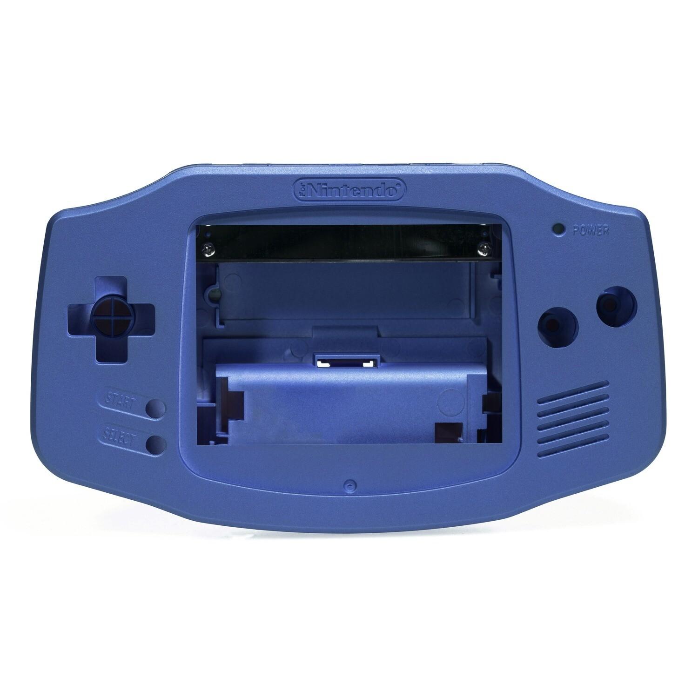 Game Boy Advance Shell (Pearl Blue)