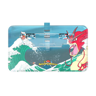 Game Boy Advance Uku Console Display Stand (Red Gyarados)