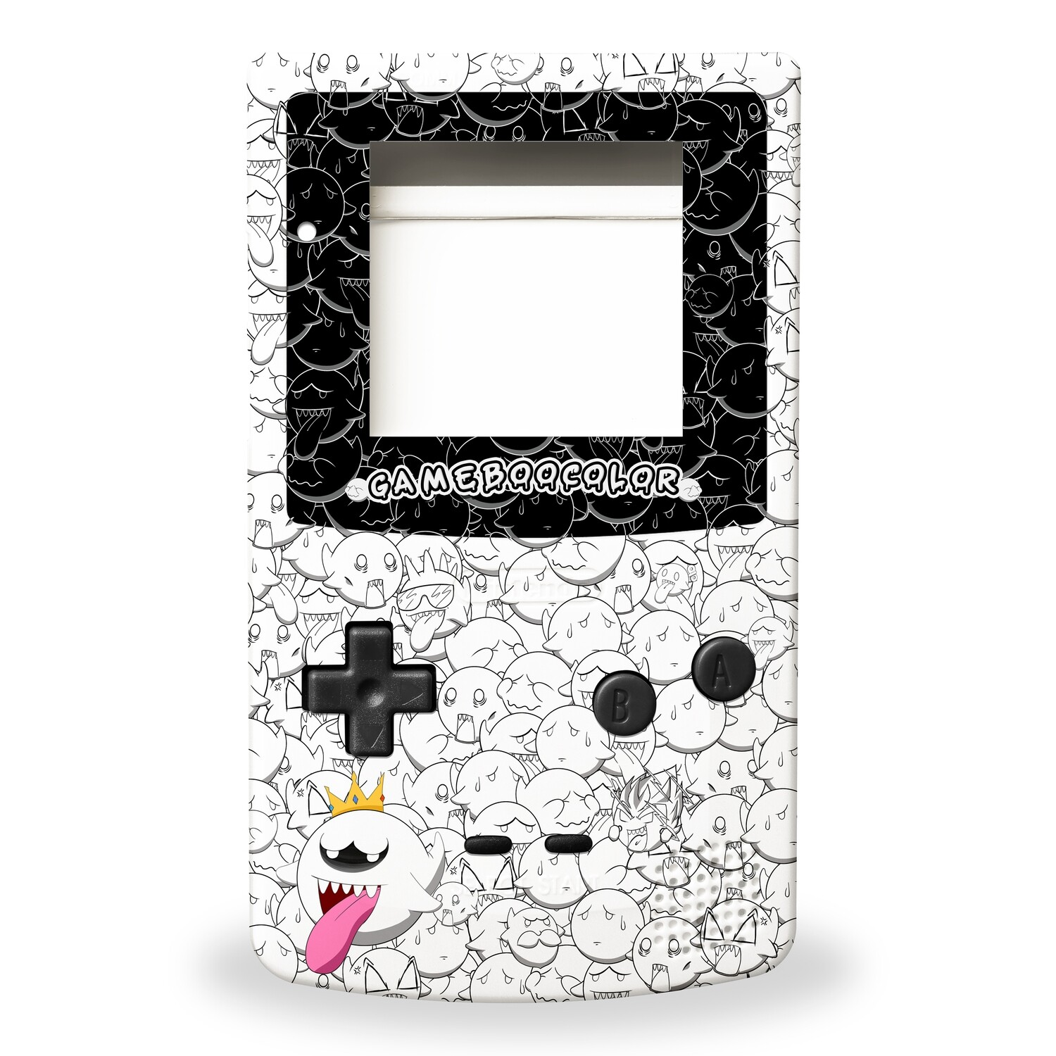 Game Boy Color Printed Shell (GameBoo Color)