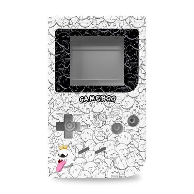 Game Boy Original Printed Shell (GameBoo)