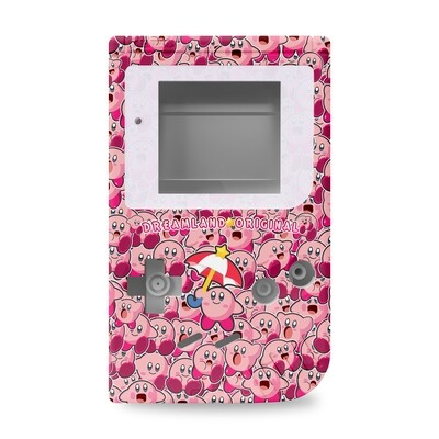 Game Boy Original Printed Shell (Kirby)