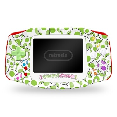 Game Boy Advance: Prestige Edition (Yoshi Egg by GiveAPluck)