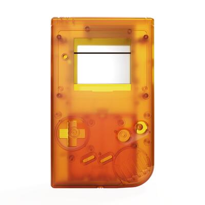 Game Boy Original Shell Kit (Amber)