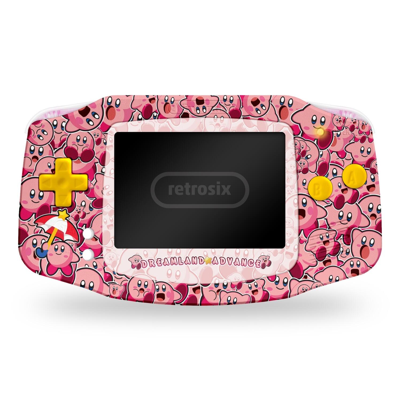 Game Boy Advance: Prestige Edition (Kirby)