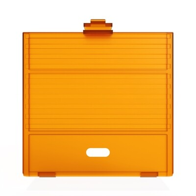 Game Boy Original USB-C Battery Cover (Amber)
