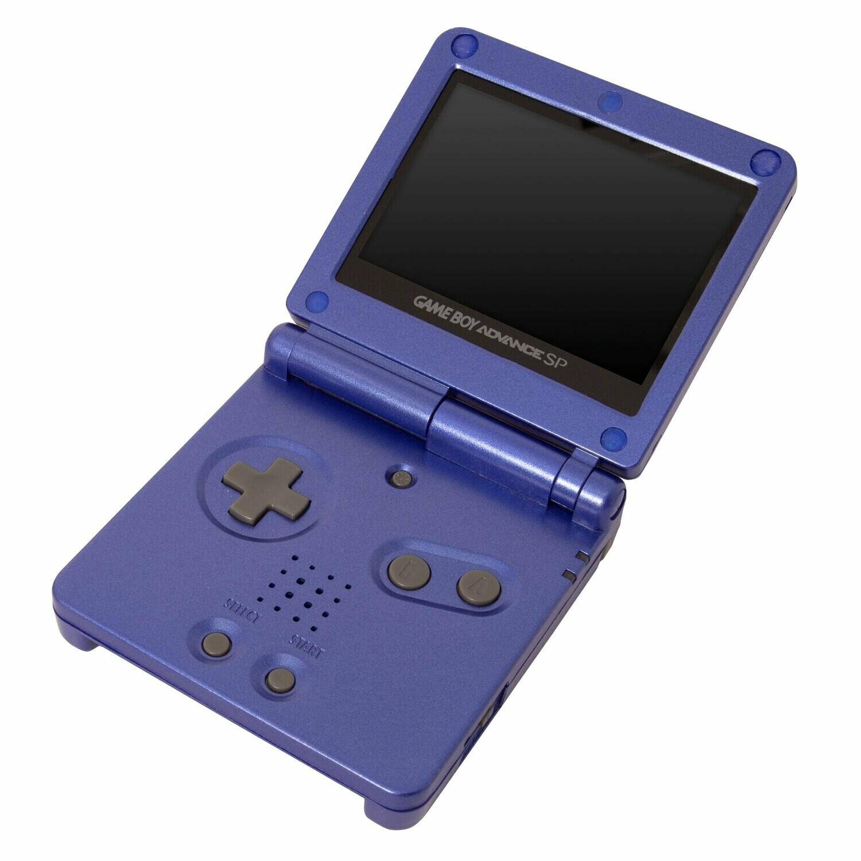 Game Boy Advance SP: Prestige Edition (Blue)