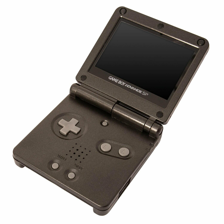 Game Boy Advance SP: Prestige Edition (Black)