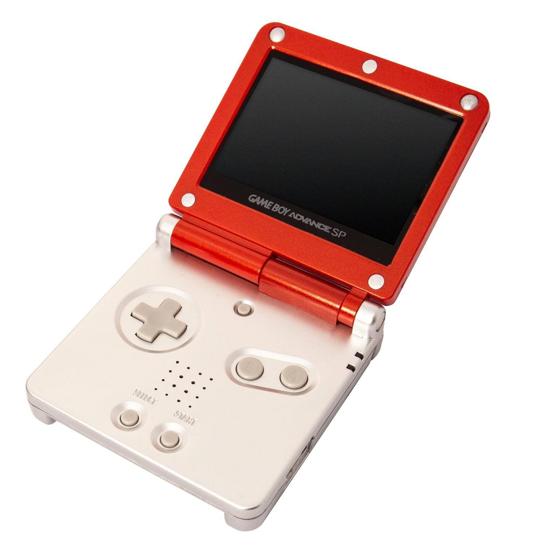 Game Boy Advance SP: Prestige Edition (Mario Red)