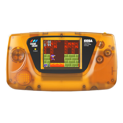Sega Game Gear: Prestige Edition (Amber)