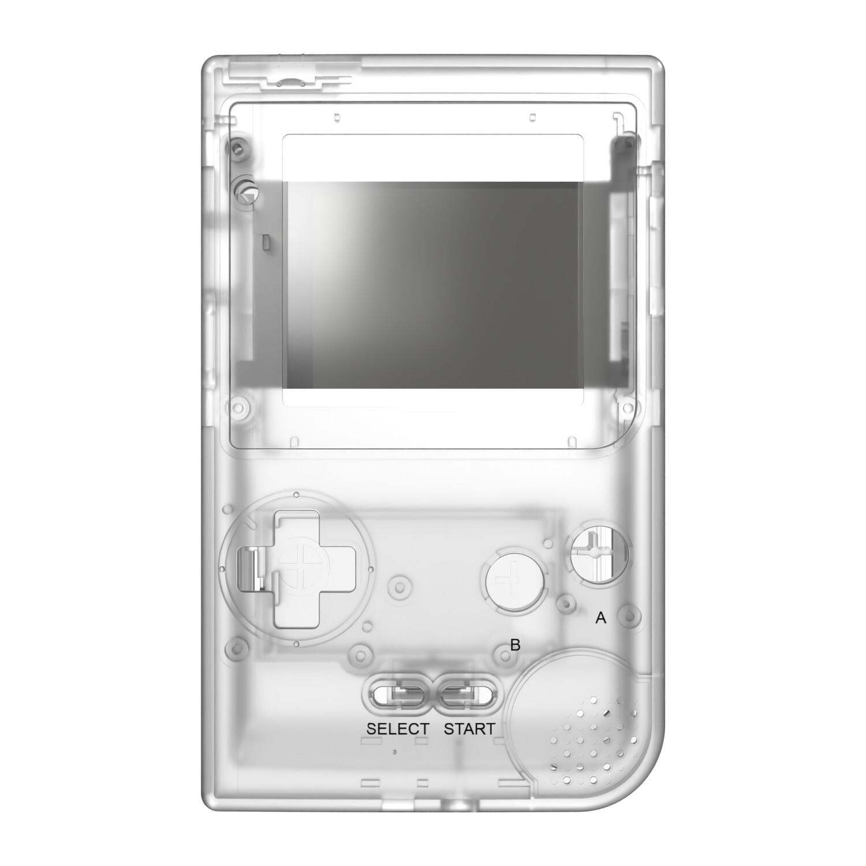 Game Boy Pocket Shell (Clear)
