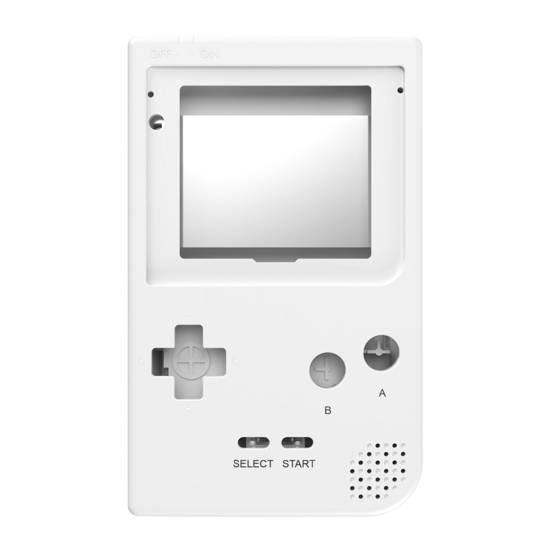 Game Boy Pocket Shell (Pure White)