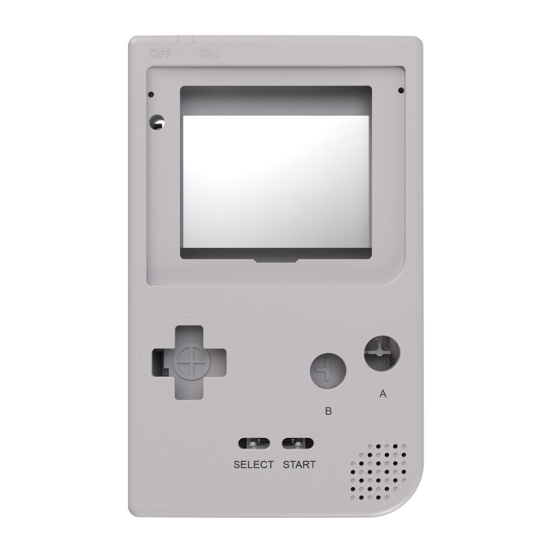 Game Boy Pocket Shell (Grey)