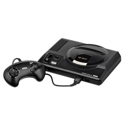Sega Mega Drive: Send In Service (UK Only)