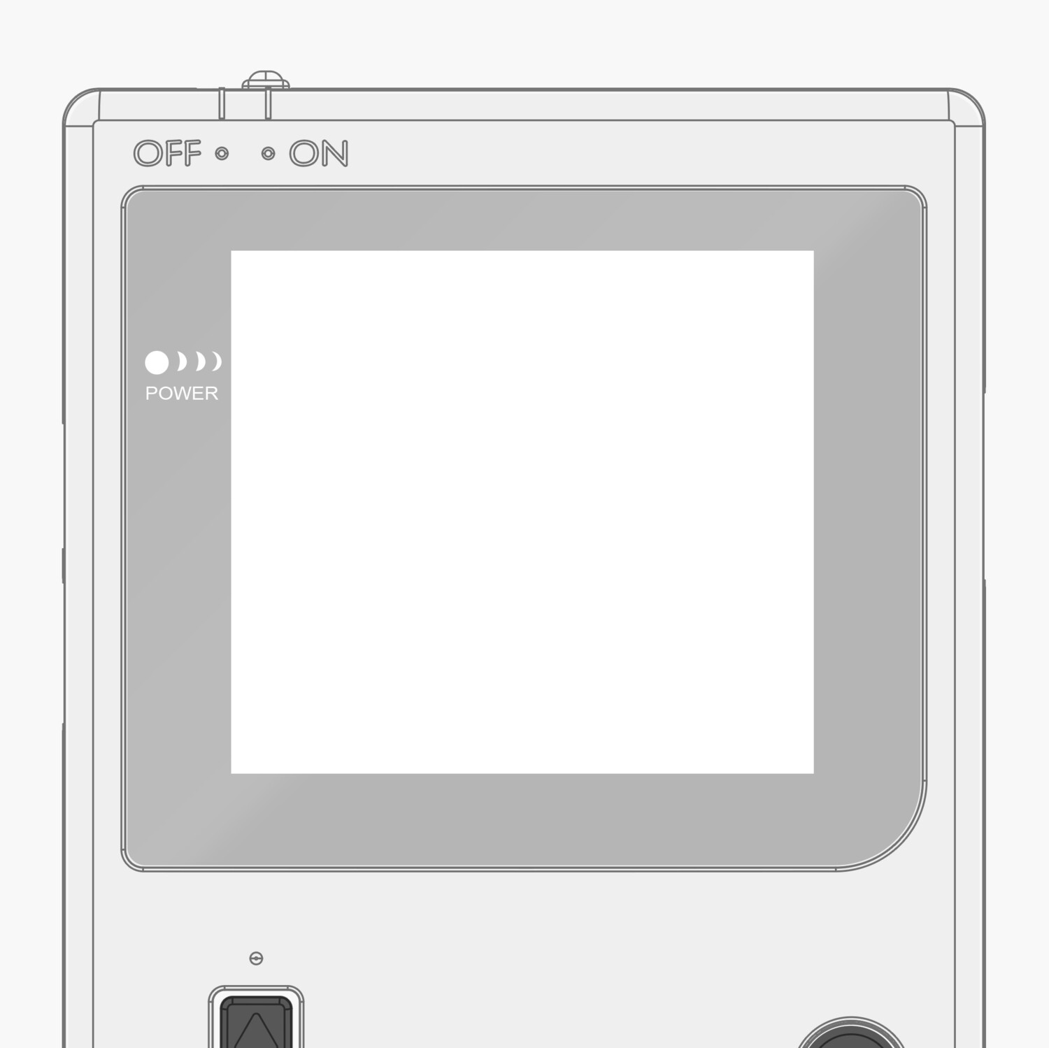 Game Boy Pocket Printed Glass Screen (Design Your Own)