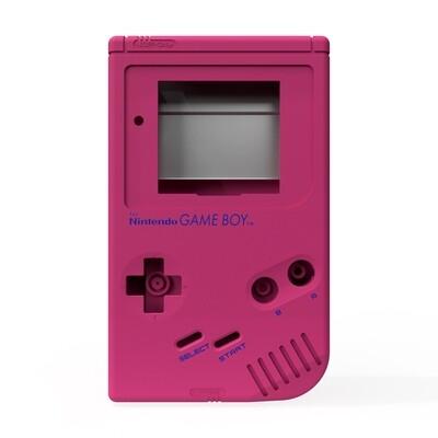 Game Boy Original Shell Kit (Pearl Pink)