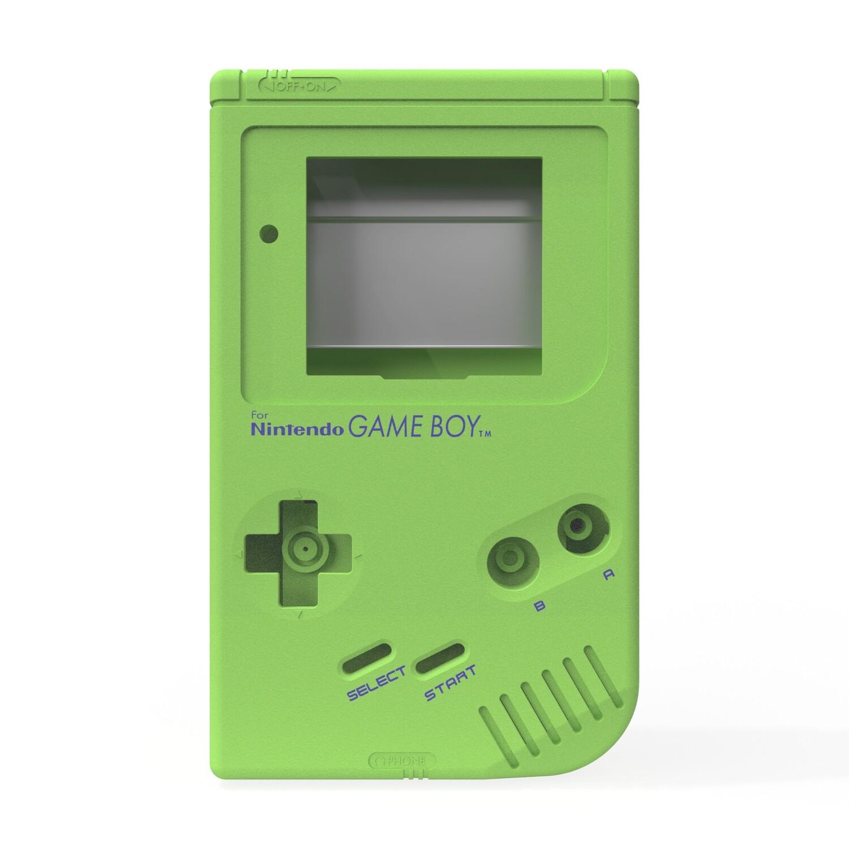 Game Boy Original Shell Kit (Pearl Green)